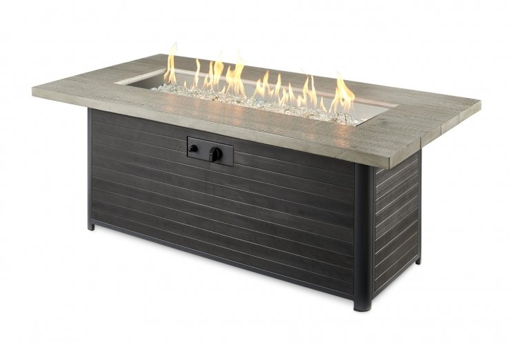 Cedar Ridge Fire Table | Patio Bay