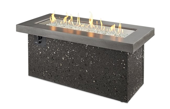 Key Largo Fire Table | Patio Bay