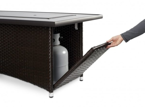 Montego Gas Fire Table | Patio Bay