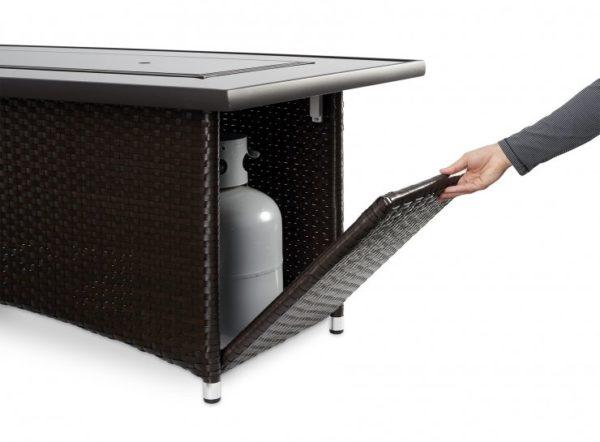 Montego Gas Fire Table | Patio Bay