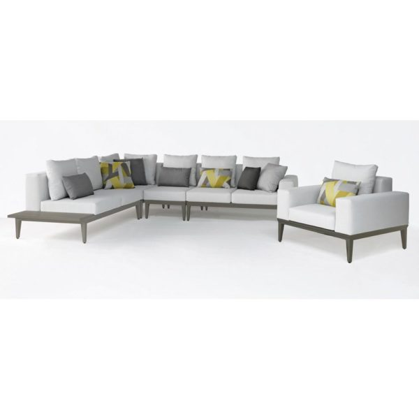 Alassio Sectional | Patio Bay