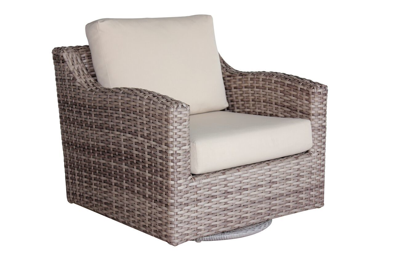 Auckland Bay swivel gliding chair | Shop Patio bay