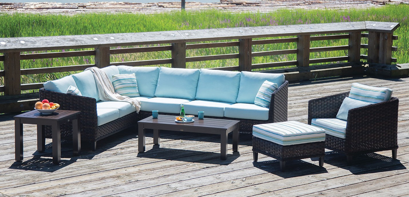 ratana san sebastian sectional | Shop Patio bay