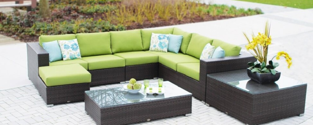 Brisbane Sectional Ratana | Patio Bay