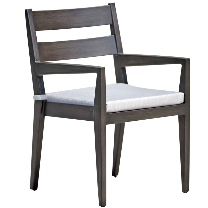 Lucia Dining Arm Chair   Patio Bay