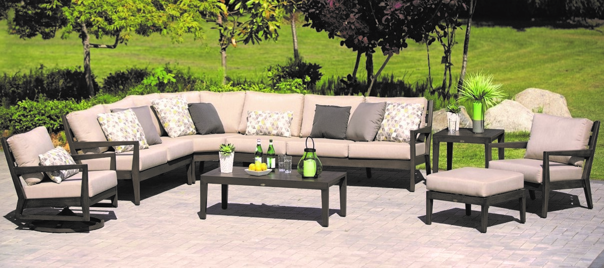 ratana Lucia sectional | Patio Bay