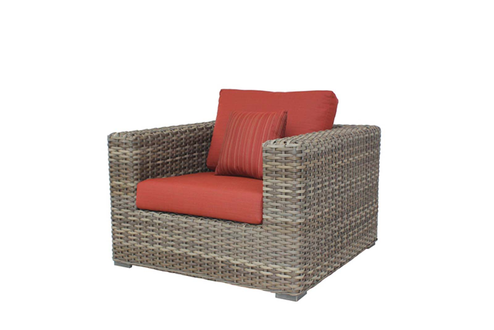 nottingham club chair ratana | Patio Bay