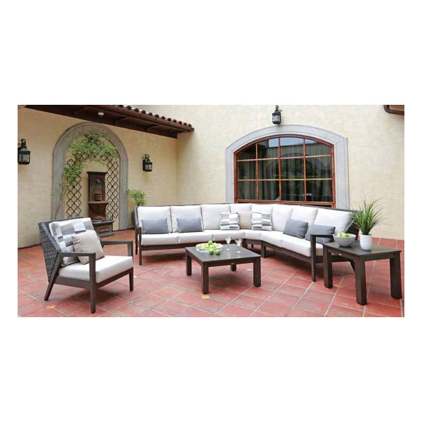 Ratana Cape Town Sectional | Shop Patio Bay