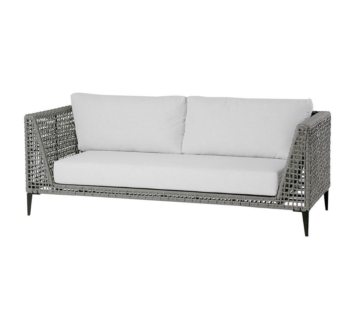 Genval 2.5 Seater Sofa   Patio Bay