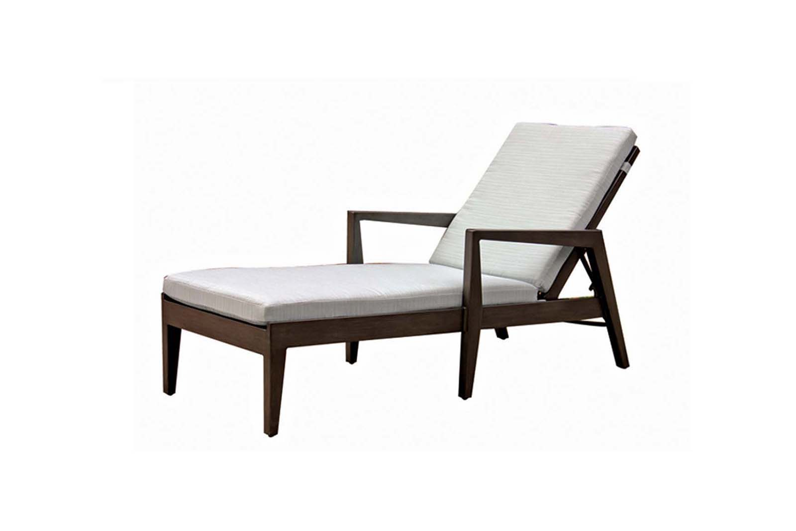 Lucia adjustable lounger | Patio Bay