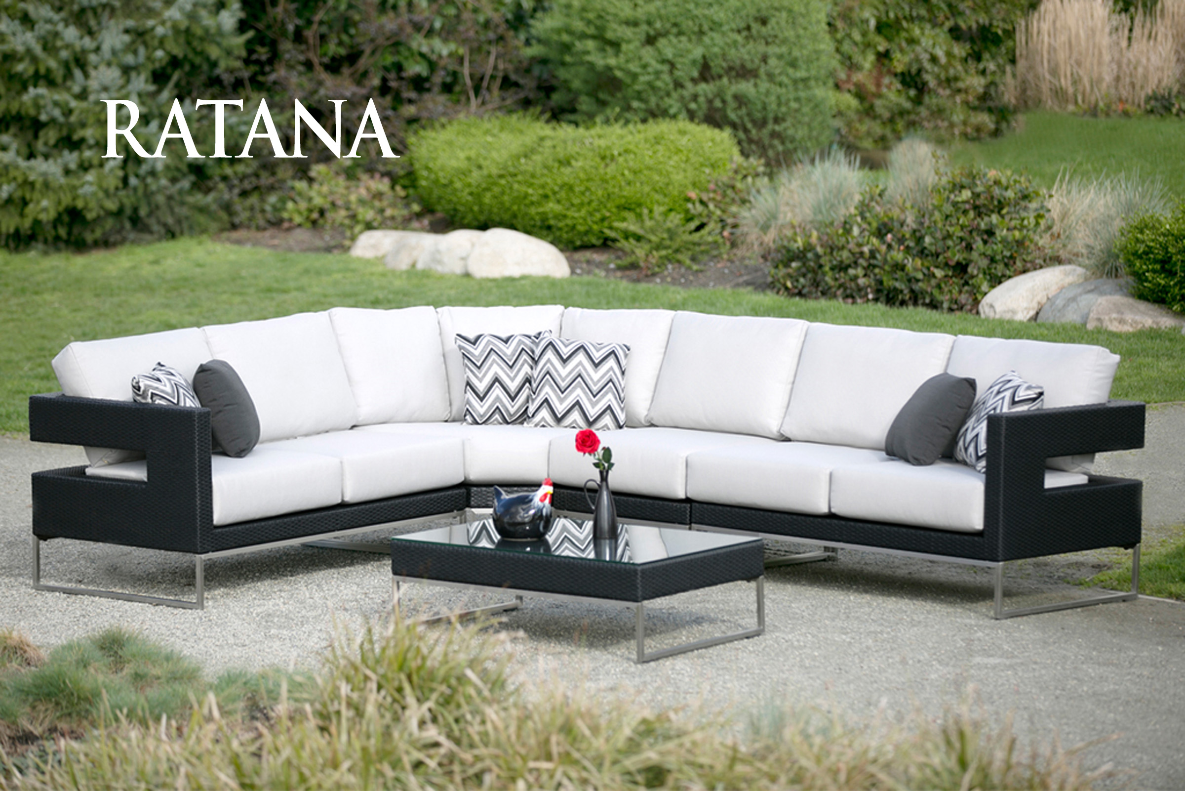 Vilano Sectional Ratana | Patio Bay