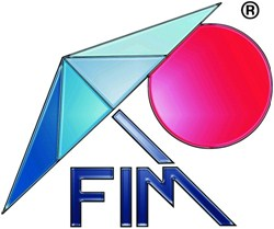 Fim Umbrella Logo | Patio Bay