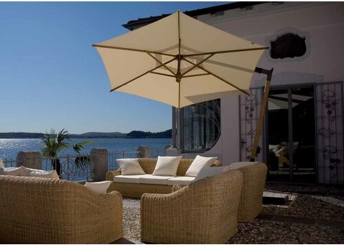 Offset Patio Umbrella | Patio Bay