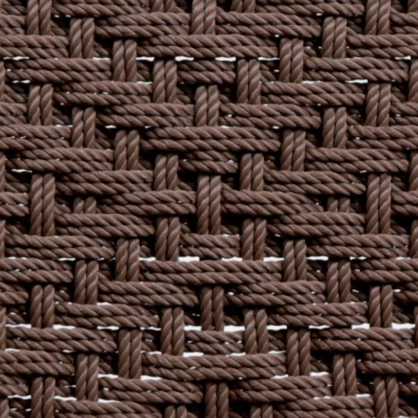 Ria Brown rope color.