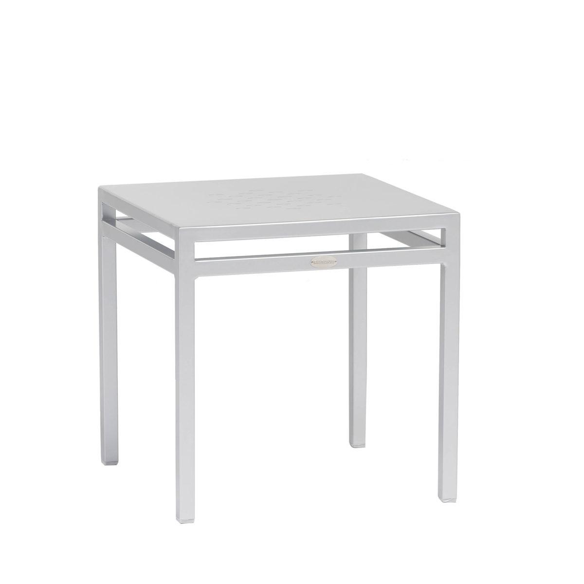 Toscana side table grey