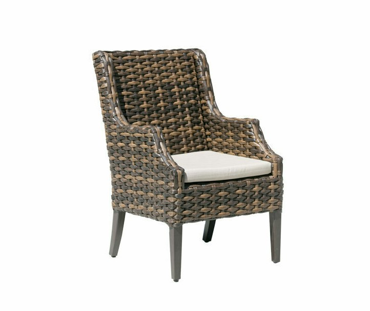 The Whidbey Island dining arm chair.
