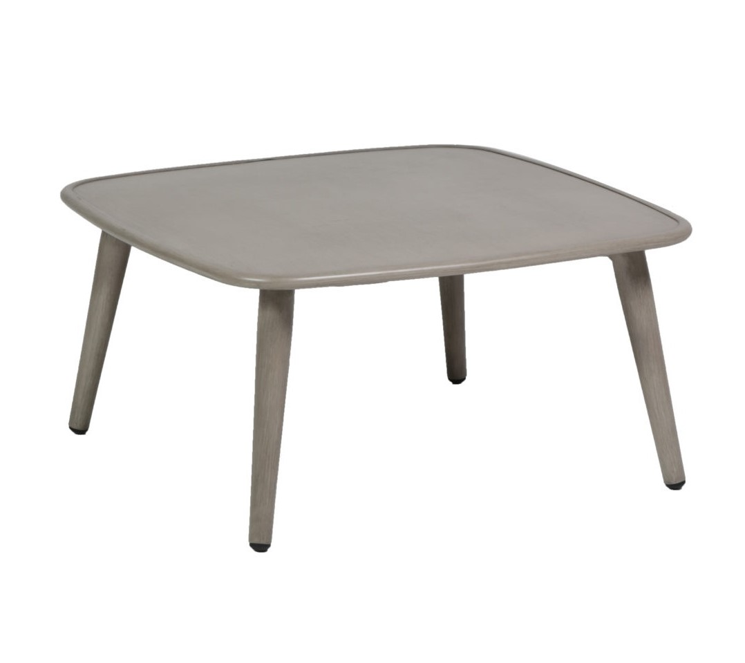 Coconut Grove square coffee table.