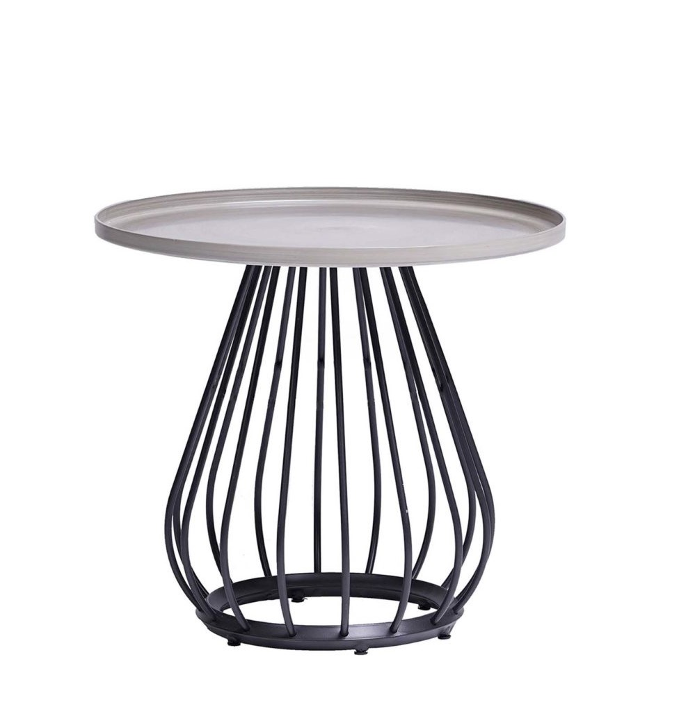 diva end table in graphite