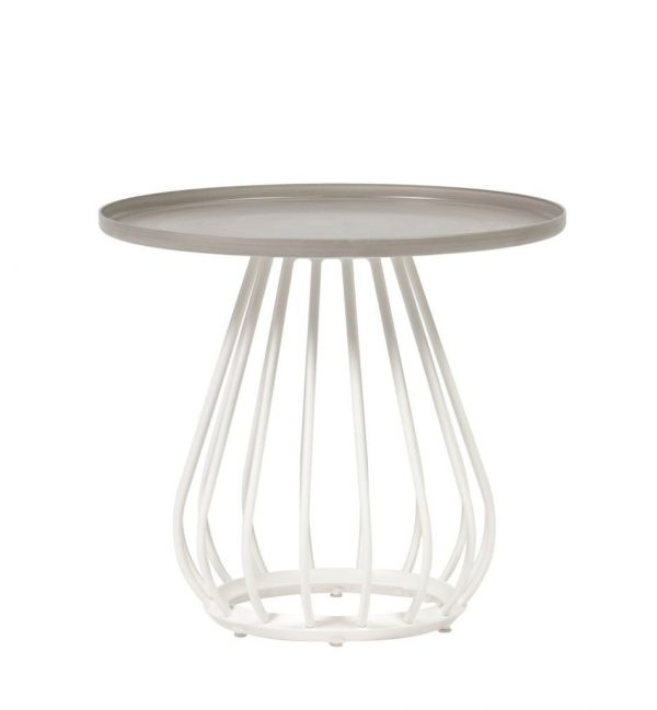 The Diva end table by ratana.
